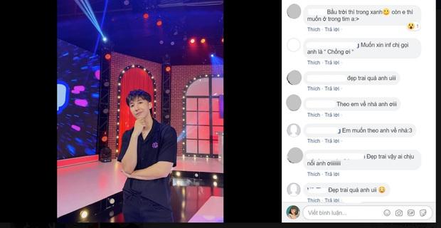 Hậu Rap Việt, Key (MONSTAR) cực hot trên page mỹ nam, fan nữ gào thét: Em muốn theo anh về nhà - Ảnh 4.