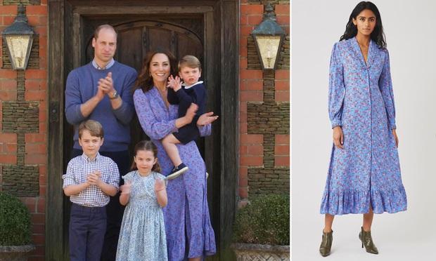 Biết là Công nương Kate mặc đẹp nhưng ít ai nhận ra kiểu váy ruột giúp cô vừa trẻ trung lại trông như gầy đi 5kg - Ảnh 7.