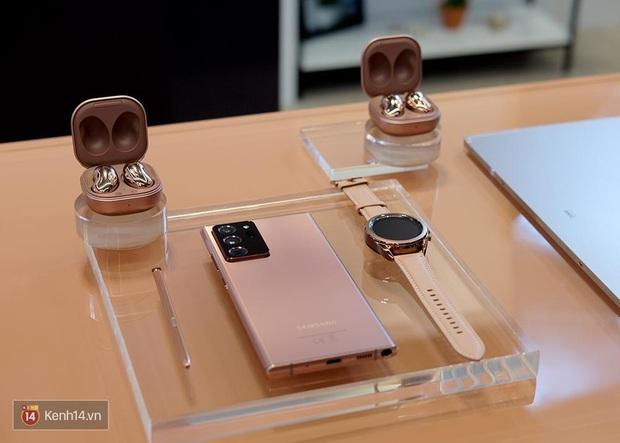 Trải nghiệm nhanh Samsung Galaxy Buds Live: sang trọng, thiết kế mới ấn tượng, xứng đáng đọ AirPods - Ảnh 7.