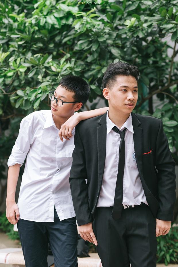 Nam sinh Hà Nội gây bão MXH khi đỗ cùng lúc 6 lớp chuyên, là Thủ khoa, Á khoa trường top - Ảnh 4.