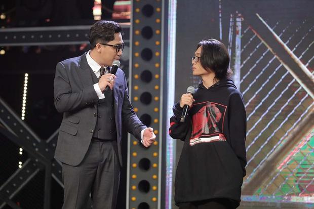 Hydra - anh chàng khiến Trấn Thành và HLV Rap Việt khóc tiết lộ: Đã nhắm team Karik ngay từ đầu, khẳng định thí sinh trong chương trình cực mạnh - Ảnh 7.
