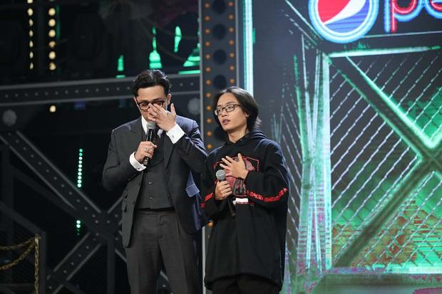 Hydra - anh chàng khiến Trấn Thành và HLV Rap Việt khóc tiết lộ: Đã nhắm team Karik ngay từ đầu, khẳng định thí sinh trong chương trình cực mạnh - Ảnh 5.