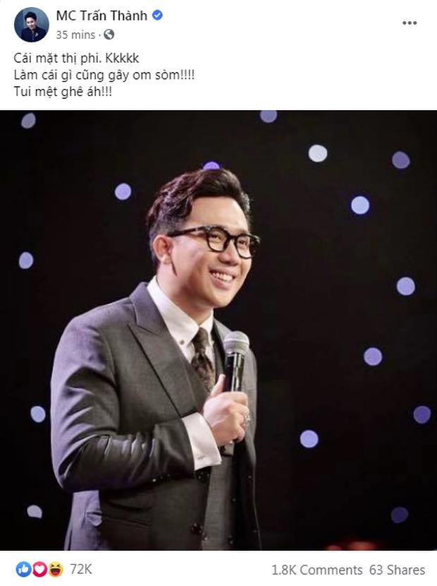 Trấn Thành có động thái mới nhất trước những tranh cãi xoay quanh việc làm MC Rap Việt - Ảnh 2.