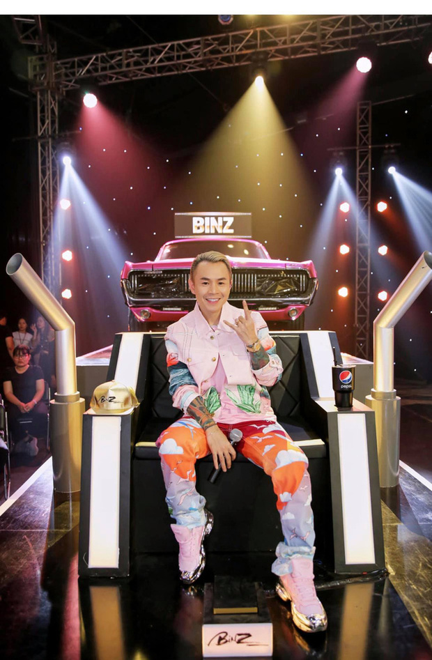 Kể từ khi ra mắt MV Bigcityboi mới thấy, Binz rất badboy nhưng lại thích màu hồng hường phấn - Ảnh 10.