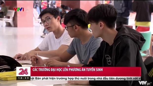 Lên sóng VTV 3 giây, nam sinh lớp 12 vẫn khiến dân tình rần rần đi tìm info vì góc nghiêng thần thánh - Ảnh 2.