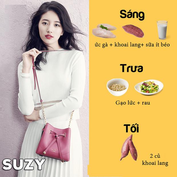 Sao Hàn chia sẻ những lời khuyên thiết thực về cách giảm cân của họ, có 1 bí quyết được cả Seolhyun lẫn Soyou (SISTAR) cùng áp dụng - Ảnh 5.