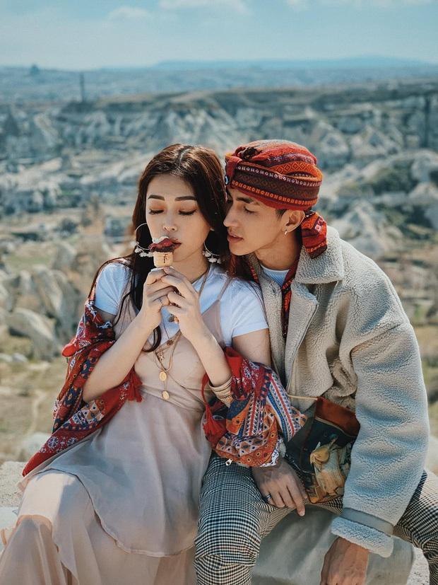 Thể hiện tình cảm với bạn gái, Bình An khiến fan há hốc vì vô tình để lộ biệt thự bề thế nhà Phương Nga - Ảnh 4.