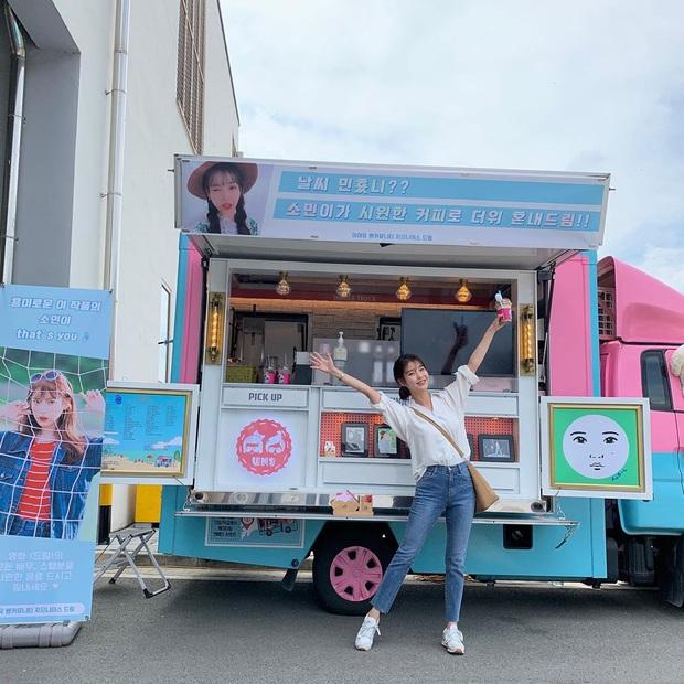 Ngắm outfit của sao Hàn, bạn học được khối tuyệt kỹ mix&match cực hay để có set đồ xinh bất bại - Ảnh 11.