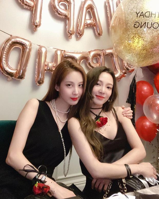 Bi hài Hyoyeon (SNSD) bị áp lực vì quy tắc trong tiệc sinh nhật Tiffany: Nỗi ám ảnh từ tận năm ngoái đến nay chưa hết? - Ảnh 3.