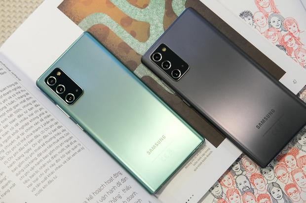 Samsung Galaxy Note20 khác gì Galaxy Note10? - Ảnh 4.