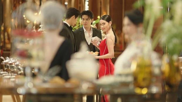 Mùa Hè Của Hồ Ly bản Thái tung thính siêu xịn: Mai Davika sang chảnh quá chừng nhưng lại cặp kè tận hai anh? - Ảnh 6.