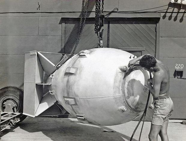 Những hình ảnh hiếm hoi về vụ ném bom nguyên tử xuống Hiroshima và Nagasaki của Nhật Bản, 75 năm vẫn vẹn nguyên nỗi ám ảnh khôn nguôi - Ảnh 15.