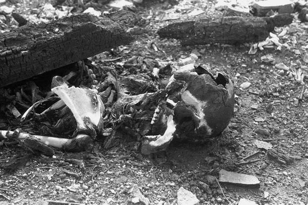 Những hình ảnh hiếm hoi về vụ ném bom nguyên tử xuống Hiroshima và Nagasaki của Nhật Bản, 75 năm vẫn vẹn nguyên nỗi ám ảnh khôn nguôi - Ảnh 17.