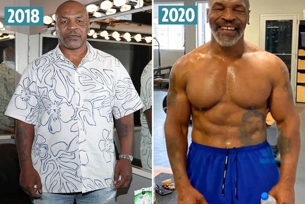 Trước ngày tái xuất, Mike Tyson khoe body căng đét cùng cơ bắp đáng ngưỡng mộ ở tuổi 54 - Ảnh 3.