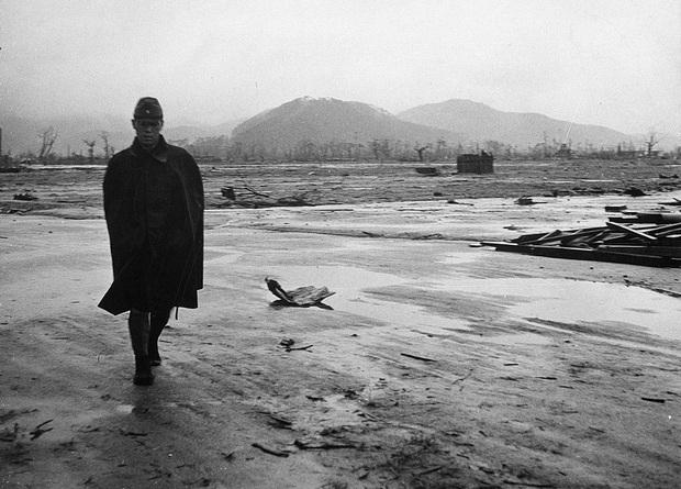 Những hình ảnh hiếm hoi về vụ ném bom nguyên tử xuống Hiroshima và Nagasaki của Nhật Bản, 75 năm vẫn vẹn nguyên nỗi ám ảnh khôn nguôi - Ảnh 22.