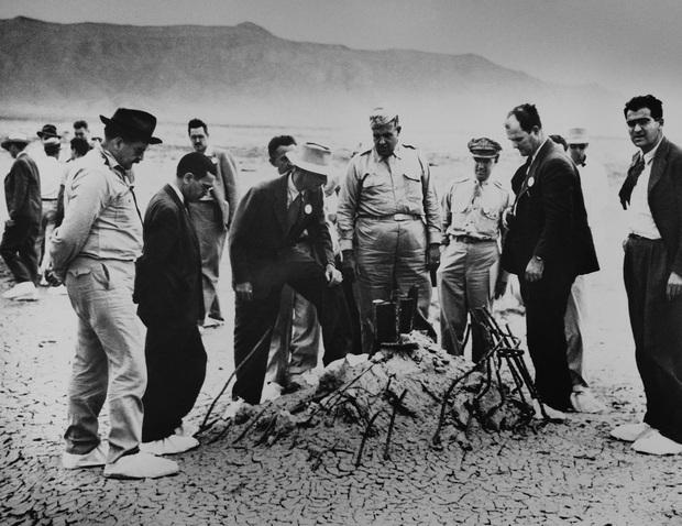 Những hình ảnh hiếm hoi về vụ ném bom nguyên tử xuống Hiroshima và Nagasaki của Nhật Bản, 75 năm vẫn vẹn nguyên nỗi ám ảnh khôn nguôi - Ảnh 7.