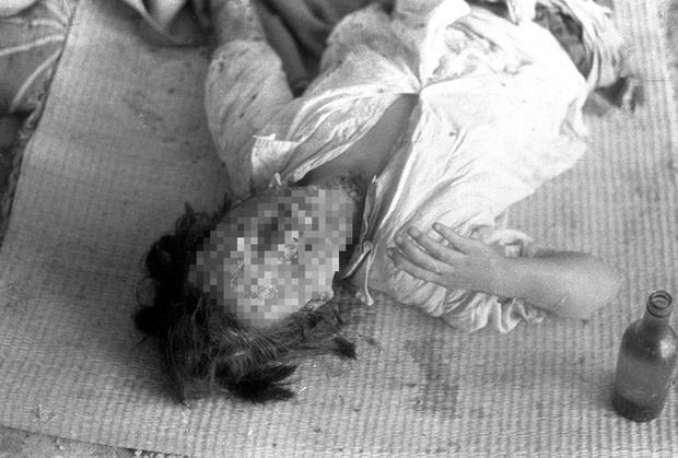 Những hình ảnh hiếm hoi về vụ ném bom nguyên tử xuống Hiroshima và Nagasaki của Nhật Bản, 75 năm vẫn vẹn nguyên nỗi ám ảnh khôn nguôi - Ảnh 10.