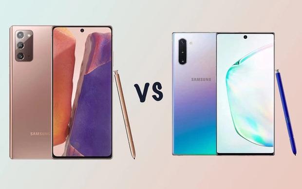 Samsung Galaxy Note20 khác gì Galaxy Note10? - Ảnh 10.