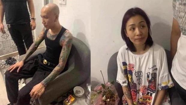 Vợ chồng Phú Lê bị Công an thành phố Hà Nội bắt giữ - Ảnh 1.