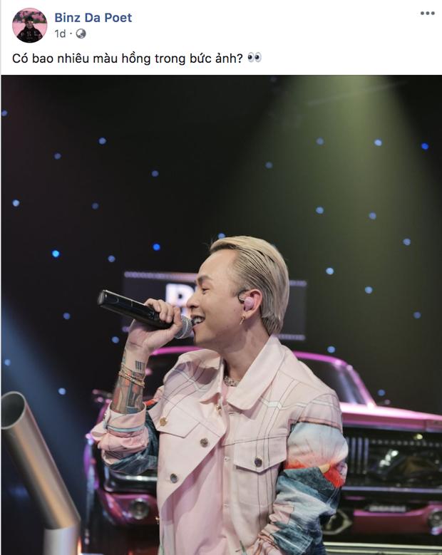 Kể từ khi ra mắt MV Bigcityboi mới thấy, Binz rất badboy nhưng lại thích màu hồng hường phấn - Ảnh 12.