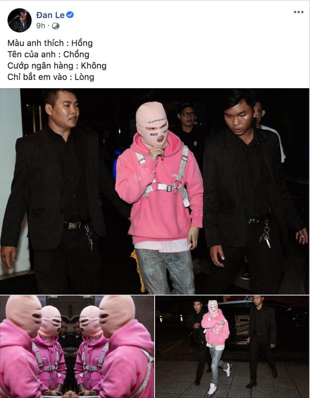 Kể từ khi ra mắt MV Bigcityboi mới thấy, Binz rất badboy nhưng lại thích màu hồng hường phấn - Ảnh 13.