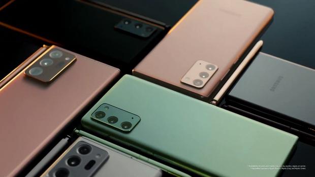 Samsung Galaxy Note20 khác gì Galaxy Note10? - Ảnh 1.