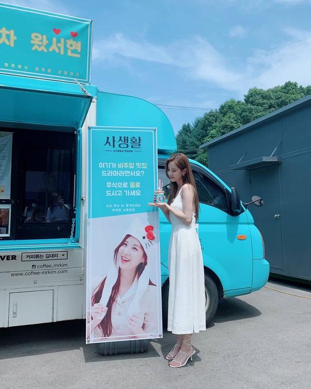 Ngắm outfit của sao Hàn, bạn học được khối tuyệt kỹ mix&match cực hay để có set đồ xinh bất bại - Ảnh 9.