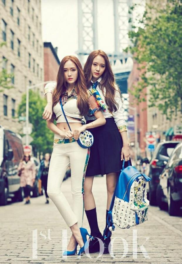 Ngỡ ngàng Jessica hẹn hò với Jennie (BLACKPINK), mối quan hệ dây mơ rễ má với Kai và Krystal thì sao đây? - Ảnh 8.