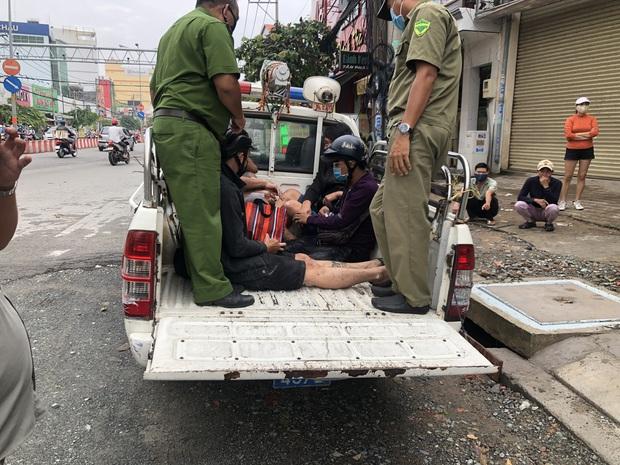 Phát hiện nhóm dân chơi thác loạn ma tuý trong khách sạn ở Sài Gòn - Ảnh 5.
