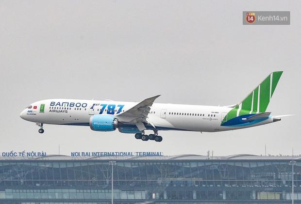 Bamboo Airways dẫn đầu là hãng bay có tỷ lệ số chuyến bay đúng giờ nhất toàn ngành trong 7 tháng đầu năm 2020 - Ảnh 1.