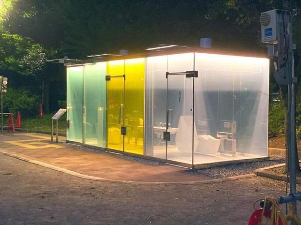 Những thiết kế nhà vệ sinh như đến từ hành tinh khác, quái dị tới mức du khách chẳng dám bước chân vào trải nghiệm - Ảnh 1.