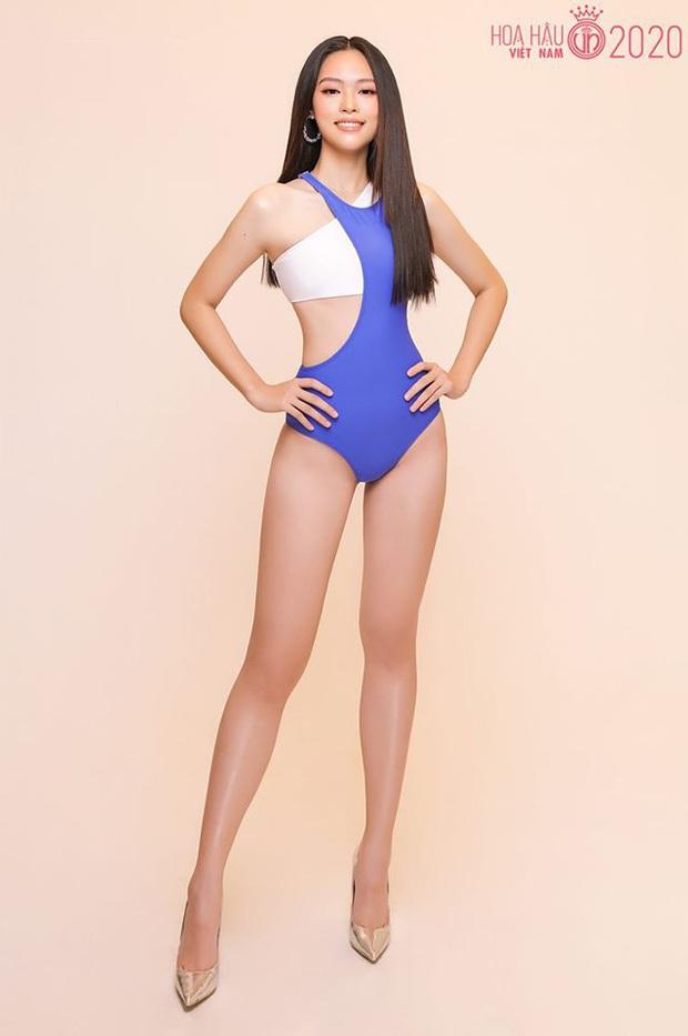 Xuất hiện thí sinh Hoa hậu Việt Nam na ná với Jennie (BLACKPINK): Từ body đến thần thái đều đáng gờm! - Ảnh 3.