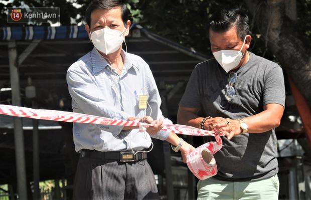 Đà Nẵng siết chặt công tác chống dịch tại các khu chung cư - Ảnh 2.