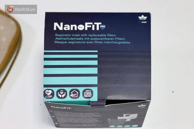 Khẩu trang NanoFit với kiểu dáng Optimus Prime có thật sự đáng mua? - Ảnh 6.