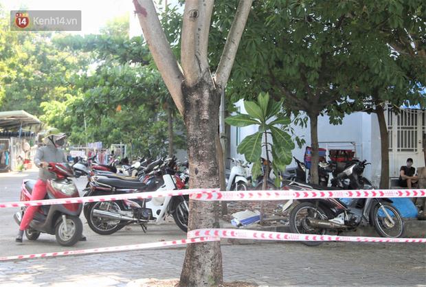 Đà Nẵng siết chặt công tác chống dịch tại các khu chung cư - Ảnh 3.