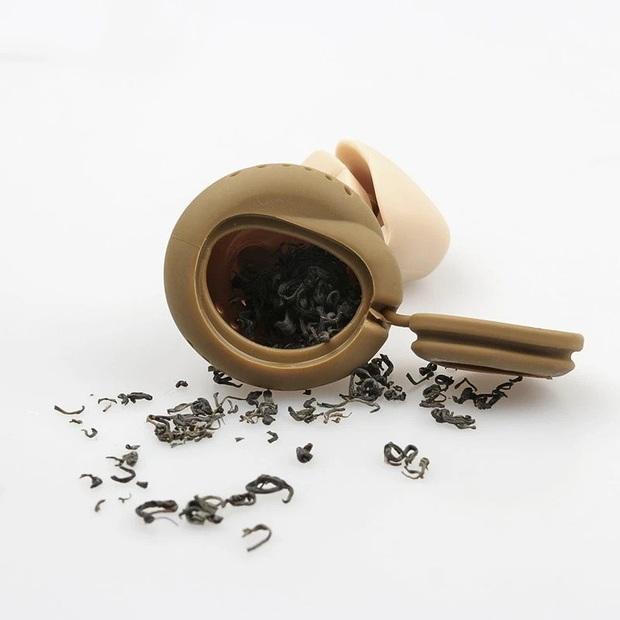 Thiết bị pha trà hình bãi mìn dành cho những người muốn cuộc sống thêm phần tăm tối - Ảnh 3.
