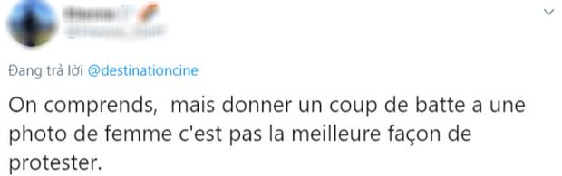 Đập phá poster khi Mulan công bố không chiếu rạp, ông chủ rạp Pháp khiến bà con sôi máu - Ảnh 4.