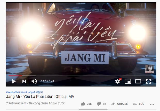 Đen Vâu nhăm nhe lật đổ các anh em Rap Việt để #1 trending, lượt view sau 14 giờ gấp 100 lần 2 nữ ca sĩ ra MV cùng ngày cộng lại - Ảnh 10.