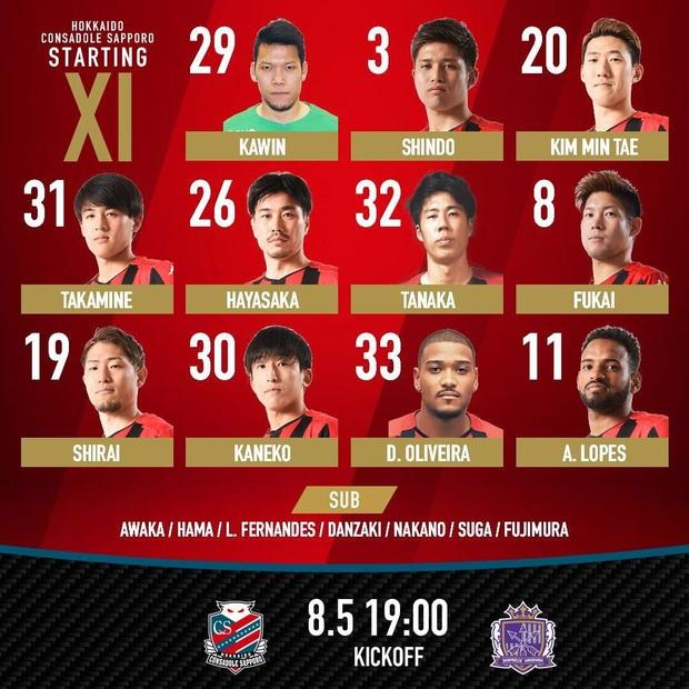 Lâm Tây (thủ môn tuyển Việt Nam) chúc mừng thủ môn Thái Lan sau khi đi vào lịch sử ở Nhật Bản - Ảnh 2.