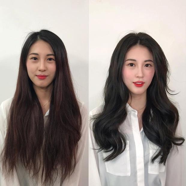 11 màn lột xác tóc tai chứng minh con gái cứ triển combo cắt uốn nhuộm hợp lý là visual lên hương ngùn ngụt - Ảnh 6.