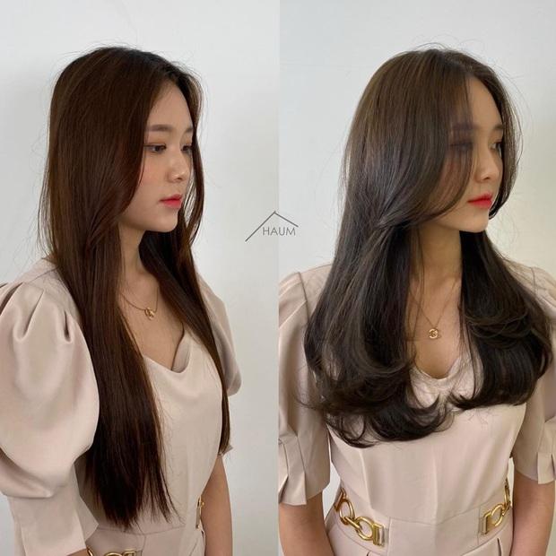 11 màn lột xác tóc tai chứng minh con gái cứ triển combo cắt uốn nhuộm hợp lý là visual lên hương ngùn ngụt - Ảnh 1.