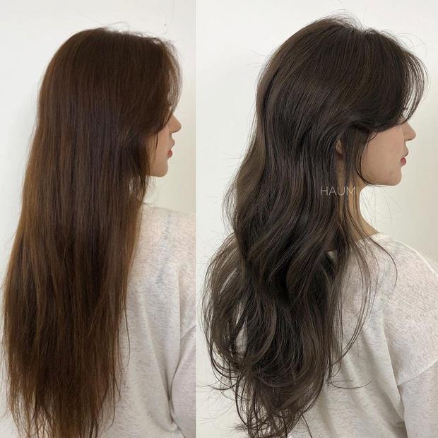 11 màn lột xác tóc tai chứng minh con gái cứ triển combo cắt uốn nhuộm hợp lý là visual lên hương ngùn ngụt - Ảnh 4.