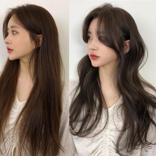 11 màn lột xác tóc tai chứng minh con gái cứ triển combo cắt uốn nhuộm hợp lý là visual lên hương ngùn ngụt - Ảnh 2.