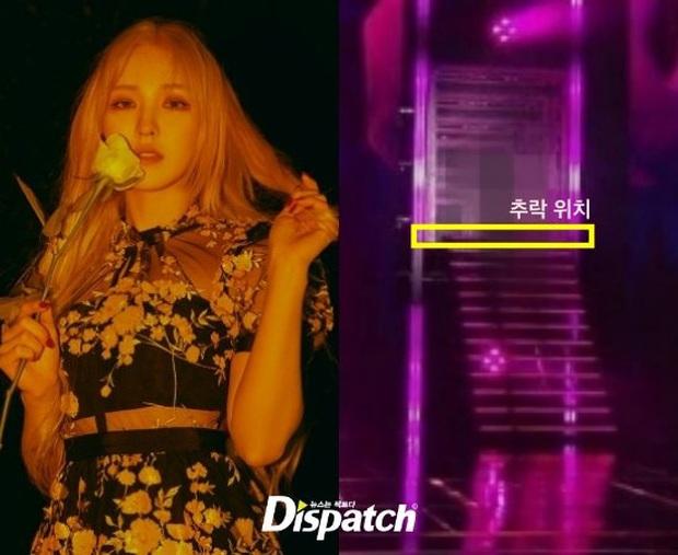 Những tai nạn sân khấu kinh hoàng của gà nhà SM: Krystal ngã quỵ phải nhập viện, Wendy rơi từ độ cao 2.5m trọng thương nhưng bị SBS thờ ơ - Ảnh 10.