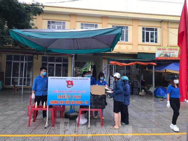 Một điểm thi tốt nghiệp THPT ở Lạng Sơn phải lùi thời gian vì COVID-19  - Ảnh 1.