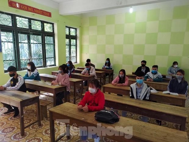 Một điểm thi tốt nghiệp THPT ở Lạng Sơn phải lùi thời gian vì COVID-19  - Ảnh 2.