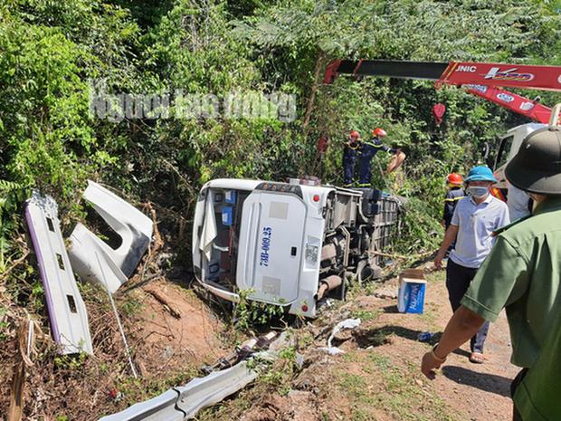 Khởi tố tài xế điều khiển xe gây tai nạn làm 15 người chết, 22 người bị thương ở Quảng Bình - Ảnh 2.
