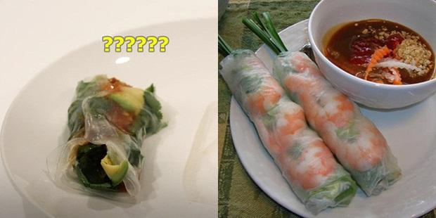 Đồ ăn Việt ngày càng được yêu thích trên khắp thế giới, nhưng mỗi lần được người Mỹ cover là lại khiến dân mạng giận tím người vì sai quá sai - Ảnh 1.