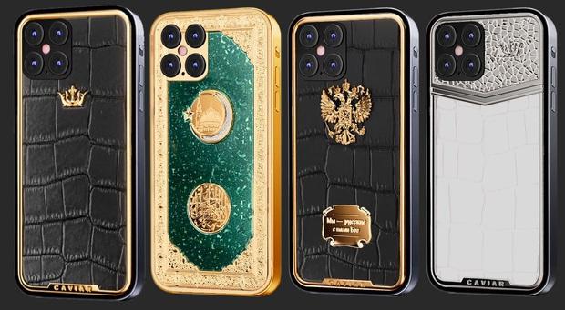 Phiên bản iPhone 12 có tên kêu nhất và giá chát nhất: Pro Victory Pure Gold hơn 500 triệu đồng - Ảnh 3.