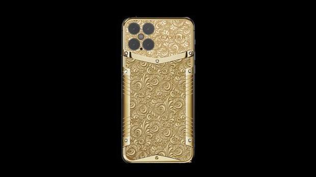Phiên bản iPhone 12 có tên kêu nhất và giá chát nhất: Pro Victory Pure Gold hơn 500 triệu đồng - Ảnh 2.